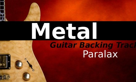 Melodic Metal Backing Track Jam in D#m