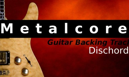 Metalcore Backing Track Jam in C# Phrygian Dominant