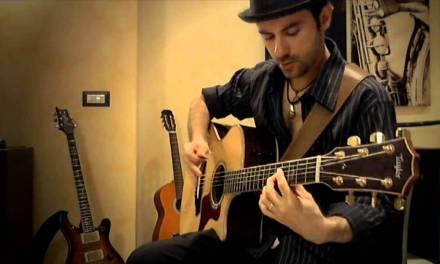 Minor Swing – Chocolat Version Guitar Cover
