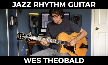 Jazz Rhythm Guitar Lesson – Blues Duo Comping
