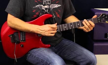 How To Play – Sammy Hagar – Heavy Metal – Guitar Lesson