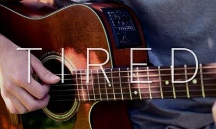 (Alan Walker ft. Gavin James) Tired – Fingerstyle Guitar Cover (FREE TABS)
