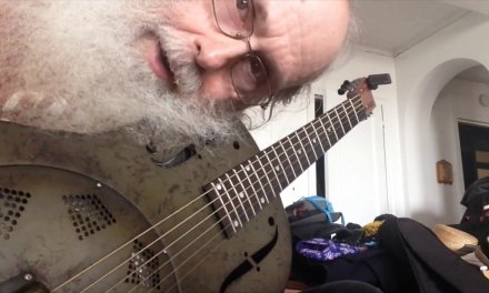 A REAL Slide Guitar Lesson In Open D! Messiahsez Teaches Slide Guitar Actual Notes Slowly! Really!