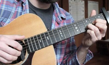 Green Green Rocky Road – Guitar Lesson – Dave Van Ronk, From Inside Llewyn Davis