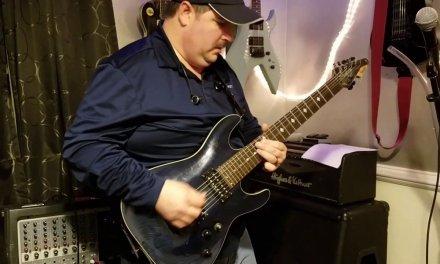 Jazz Guitar jam