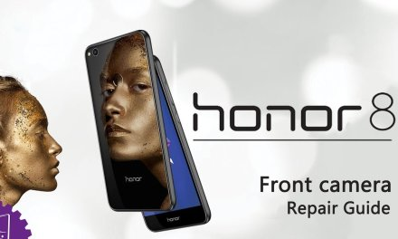 Huawei Honor 8 Front Camera Repair Guide