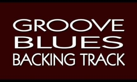 GROOVE BLUES Backing Track in G