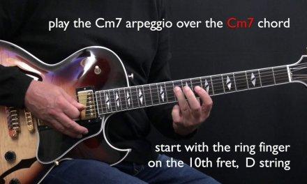 Bb Jazz Blues – Easy Jazz Guitar Lesson by Achim Kohl