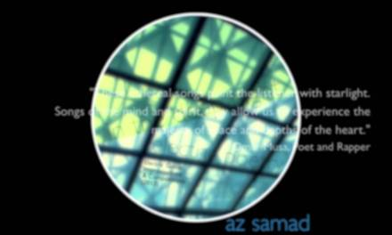 in the deep night/electric poetry – az samad [ALBUM PREVIEW]
