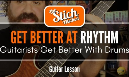 Starting Your Rhythm Journey On Guitar
