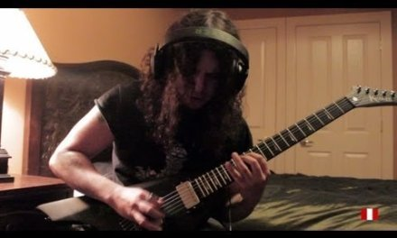 Mr Crowley – a Randy Rhoads guitar solo tribute by Charlie Parra