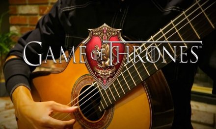 The Rains of Castamere – Game of Thrones – Classical Guitar Cover (Sheet Music+Tabs)