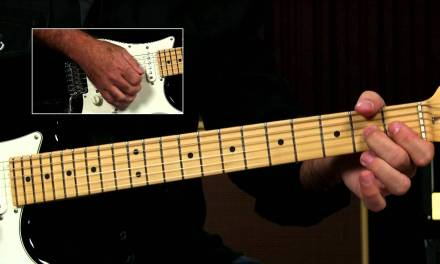 Blues Guitar Lesson – Blues Tune Ending Lick (How To End A Blues Song)