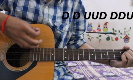 Every Strumming Pattern That BOLLYWOOD uses – ALL Patterns explained hindi guitar lesson