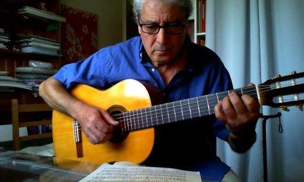 Petite Fleur – for solo guitar