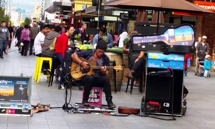 Guitar solo | #streetperformance @rundlemall in Adelaide, Australia