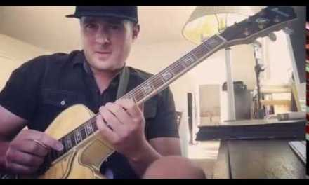 """Solo Jazz Guitar Improvisation """"The Song Is You"""""""
