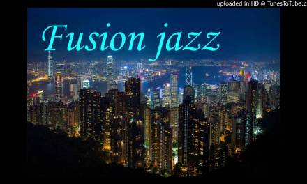 Solo on smooth jazz guitar backing track (Em) ,The night wind