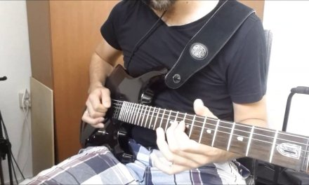 French Montana Unforgettable electric guitar cover – Rock meets Hip-hop – by James Zeal