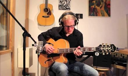 Alice In Wonderland (Fain / Hilliard) – Solo Guitar Arrangement – Epiphone Emperor Regent