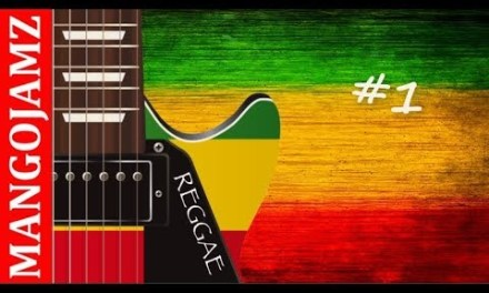 Reggae Guitar Backing Track in G Minor / Dorian
