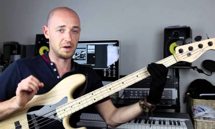 II V I Jazz Lick #2 – Bass Lesson with Scott Devine (L#30)