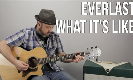 Everlast – What It's Like – Guitar Lesson, Easy Acoustic Songs For Guitar