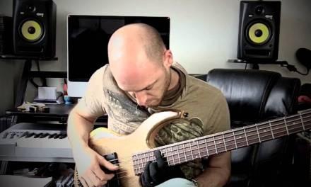 Autumn Leaves – Solo Bass Improvisation – Scott Devine