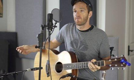 Acoustic Guitar Microphone Setup
