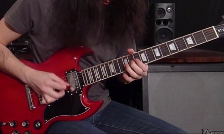 Eric Johnson – Cliffs Of Dover (Guitar Tutorial)