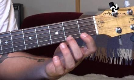 Guitar Technique: The Finger Gym – Strength Development – JustinGuitar – Guitar Lesson [TE-001]