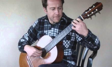 Por una Cabeza – Carlos Gardel – Guitar