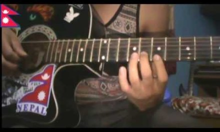 Bhailini Guitar Lesson – Tihar   bhailini