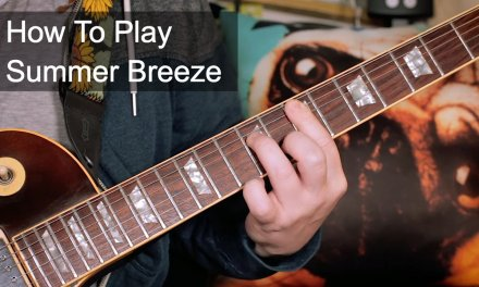 'Summer Breeze' Isley Bothers Guitar Lesson