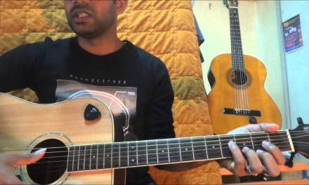 Asela (OFF ROAD Live Band)with sinhala guitar lesson 6  0768824390