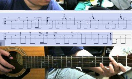 Eric Clapton – Wonderful Tonight   Arr. Gabriella Quevedo   Guitar Lesson & Tabs