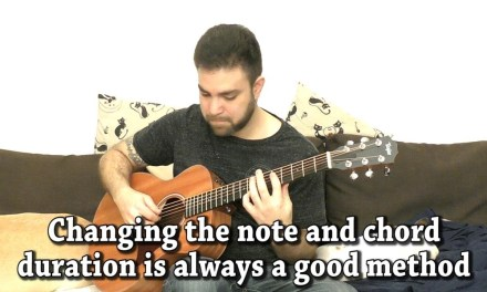 Challenging Rhythm Exercise: Mutating Songs' Time Signatures (8 Examples) – Guitar Lesson Tutorial