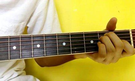 Timro Maan Dibya Subba Chords Guitar Lesson