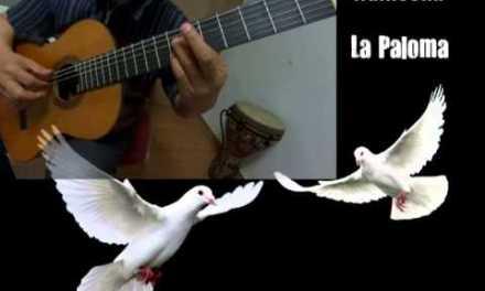 La Paloma – Classical Guitar – Played,Arr.-DONG HWAN_ NOH