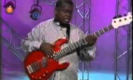 Abraham Laboriel   Beginning Funk Bass
