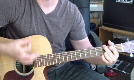 Bob Dylan – Wigwam – Guitar Tutorial