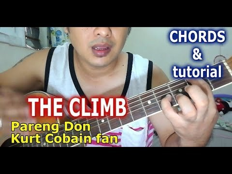 Guitar tutorial: Boyce Avenue – The Climb (Miley Cyrus) chords how ...