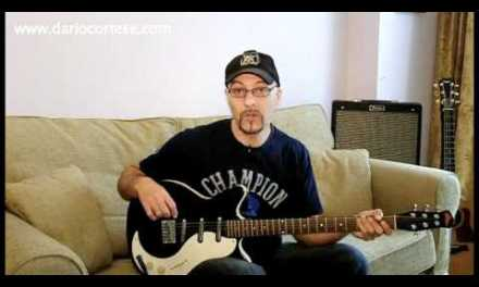 Country Guitar Lesson – Baritone Guitar