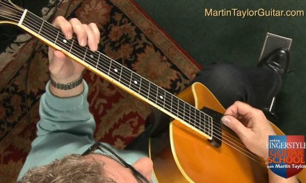 Jazz Guitar with Martin Taylor: 2-5-1 Progression
