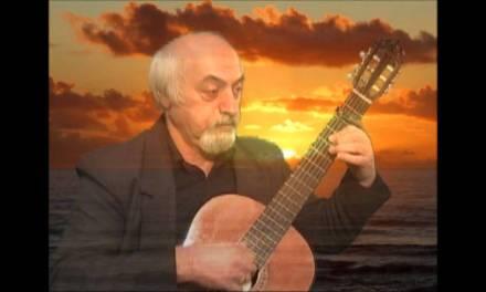MORNING HAS BROKEN Celtic song Arranged for Classical Guitar By: Boghrat