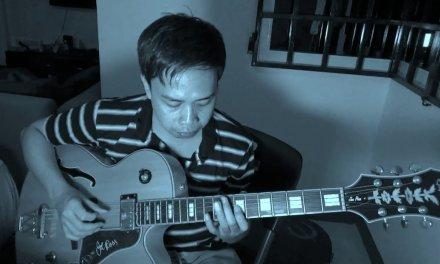 Versace On The Floor – Jazz Guitar Cover ( Bruno Mars )