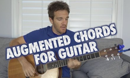 Augmented Chords on Guitar