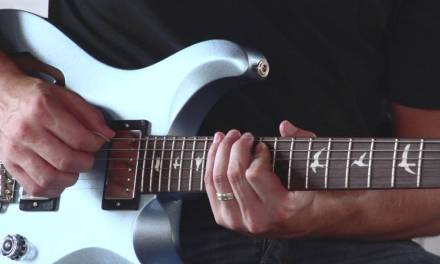 The 5 Minor Pentatonic Scale Shapes – CAGED Guitar Lesson