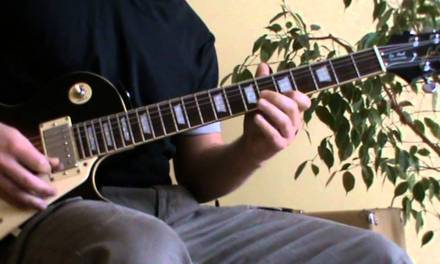Samba Pa Ti guitar lesson and TAB (Santana)