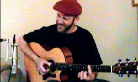 "Adam Rafferty – Solo Fingerstyle Blues Guitar – ""Vitamin E Blues"" – Tablature Available FREE"
